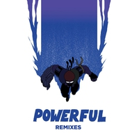 Cover of the track Powerful (Remixes) [feat. Ellie Goulding & Tarrus Riley] - EP
