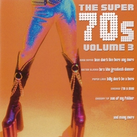 Cover of the track Super Hits Of The Seventies, Vol. 3