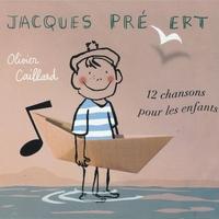 Cover of the track Jacques Prévert - 12 chansons pour les enfants + versions instrumentales