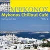 Cover of the album Mykonos Chillout Café, Vol. 3 (Feelings del Mar)