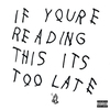 Couverture de l'album If You're Reading This It's Too Late
