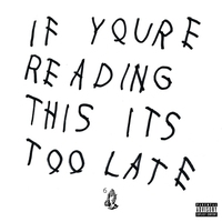 Cover of the track If You're Reading This It's Too Late