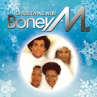 Cover of the track Christmas With Boney M