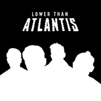 Cover of the track Lower Than Atlantis (The Black Edition)