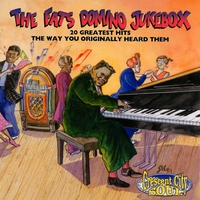 Cover of the track The Fats Domino Jukebox: 20 Greatest Hits