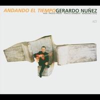 Couverture du titre Andando El Tiempo