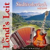 Couverture du titre Südtirolerisch aufg'spielt mit Ziechorg'l und Gitarr'