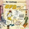 Cover of the album The Ry Cooder Anthology: The UFO Has Landed