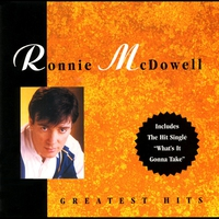 Cover of the track Ronnie McDowell: Greatest Hits (Re-Recorded In Stereo)