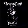 Cover of the album Death Club 1981-1993
