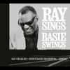Cover of the album Ray Sings, Basie Swings