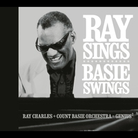 Couverture du titre Ray Sings, Basie Swings