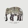 Couverture de l'album I Don't Think So (feat. Ashe) - Single