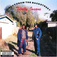 Cover of the track Direct From the Backstreet