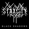 Couverture de l'album Black Shadows - Single