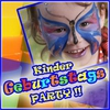 Cover of the album Kinder Geburtstagsparty (My Birthday Party)