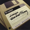 Couverture du titre Something (extended mix)
