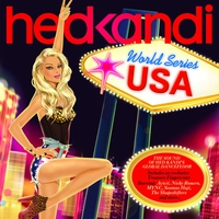 Cover of the track Hed Kandi: World Series USA