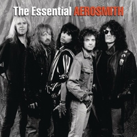 Couverture du titre The Essential Aerosmith