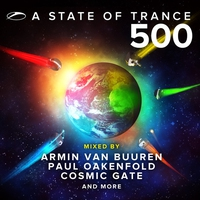 Couverture du titre Status Excessu D (the official A State Of Trance 500 anthem)