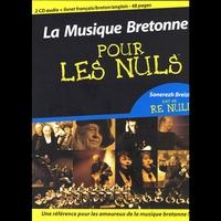 Couverture du titre La Musique Bretonne pour les Nuls