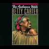 Cover of the album The Audience With Betty Carter