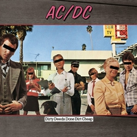Cover of the track Dirty Deeds Done Dirt Cheap