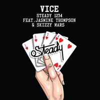 Cover of the track Steady 1234 (feat. Jasmine Thompson & Skizzy Mars) - Single
