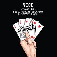 Couverture du titre Steady 1234 (feat. Jasmine Thompson & Skizzy Mars) - Single