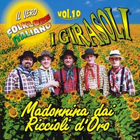 Cover of the track Madonnina dai riccioli d'oro