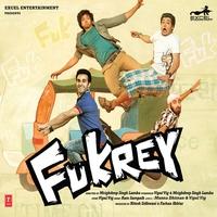Couverture du titre Fukrey (Original Motion Picture Soundtrack) - EP