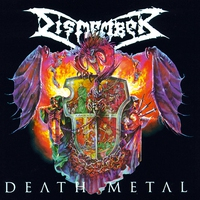 Cover of the track Death Metal