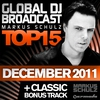 Couverture de l'album Global DJ Broadcast Top 15 - December 2010 (Including Classic Bonus Track)