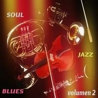 Cover of the track Soul Jazz Blues Vol. 2