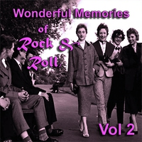 Cover of the track Wonderful Memories of Rock & Roll, Vol. 2