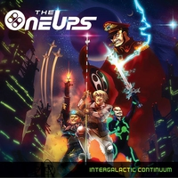 Cover of the track Intergalactic Continuum