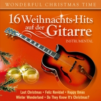 Couverture du titre 16 Weihnachts-Hits Auf Der Gitarre
