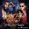 Couverture de l'album Bla Bla Bla - Single