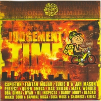 Cover of the track Judgement Time