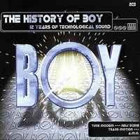 Cover of the track The History of Boy