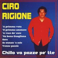 Cover of the track Chillo va pazze pe' tte