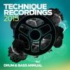 Cover of the album Technique Recordings 2015: Drum & Bass Annual