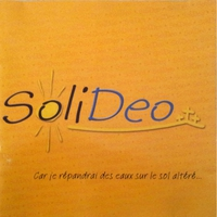 Cover of the track Solideo (2002)