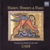 Couverture de l'album Masters, Monsters and Mazes - Treading the Medieval Labyrinth