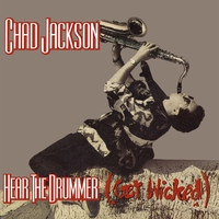 Cover of the track Hear the Drummer (Get Wicked) - Single