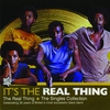Couverture de l'album It's the Real Thing: The Singles Collection