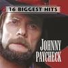 Couverture de l'album Johnny Paycheck: 16 Biggest Hits