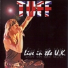Couverture de l'album Live in The U.K.