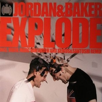 Cover of the track Explode - EP