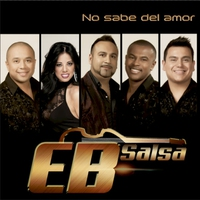 Cover of the track No Sabe del Amor - EP